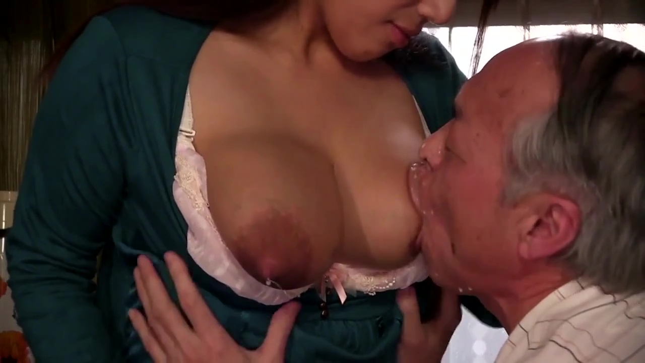 Sucking Huge Lactating Nipples